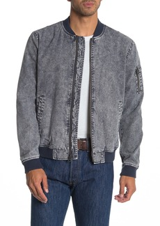 Levi's Denim Bomber Jacket