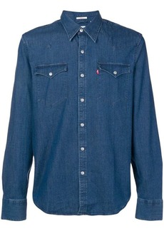 Levi's denim button down shirt