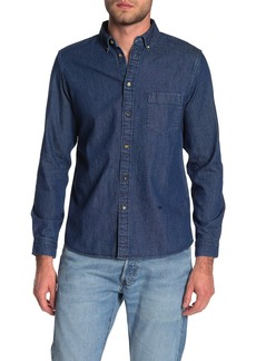 Levi's Denim Standard Fit Long Sleeve Shirt