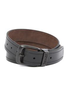 Levi's Double Threaded Needle Leather Belt