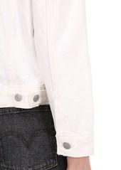 Levi's Ex-boyfriend Cotton Denim Trucker Jacket