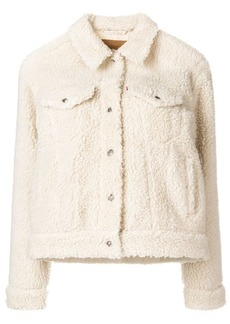 Levi's faux shearling jacket