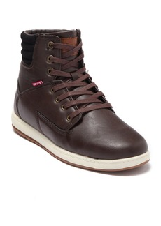 Levi's Fletcher II Burnished High-Top Sneaker