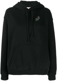 Levi's floral embroidered hoodie