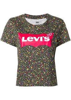 Levi's floral print T-shirt