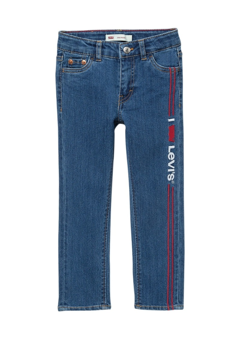 Levi's Girlfriend Jeans (Toddler Girls)
