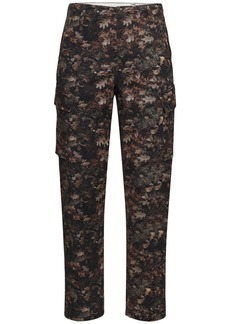 Levi's Graphic Print Tapered Cargo Pants