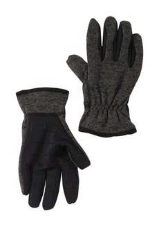 Levi's Heathered Knit Gloves