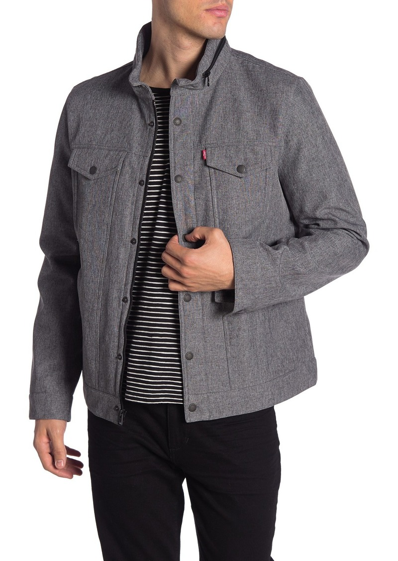 Levi's High Neck Commuter Jacket