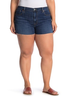 Levi's High Rise Shorts (Regular & Plus)