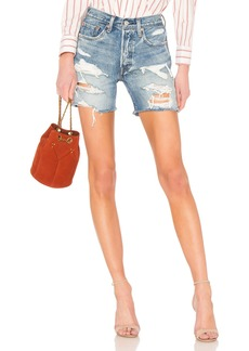 Indie Denim Short