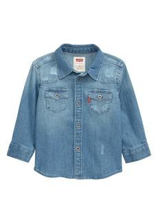 Infant Boy's Levi's Barstow Western Shirt