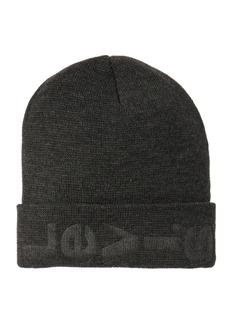 Levi's Knit Embossed Logo Beanie
