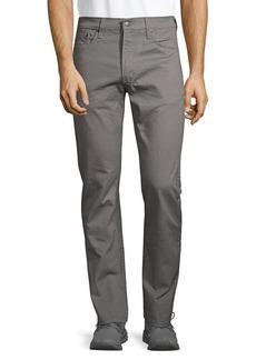 Levi's Textured Five-Pocket Pants
