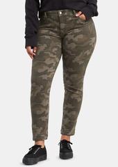 Levi's 311 Printed Plus Size Skinny Jeans