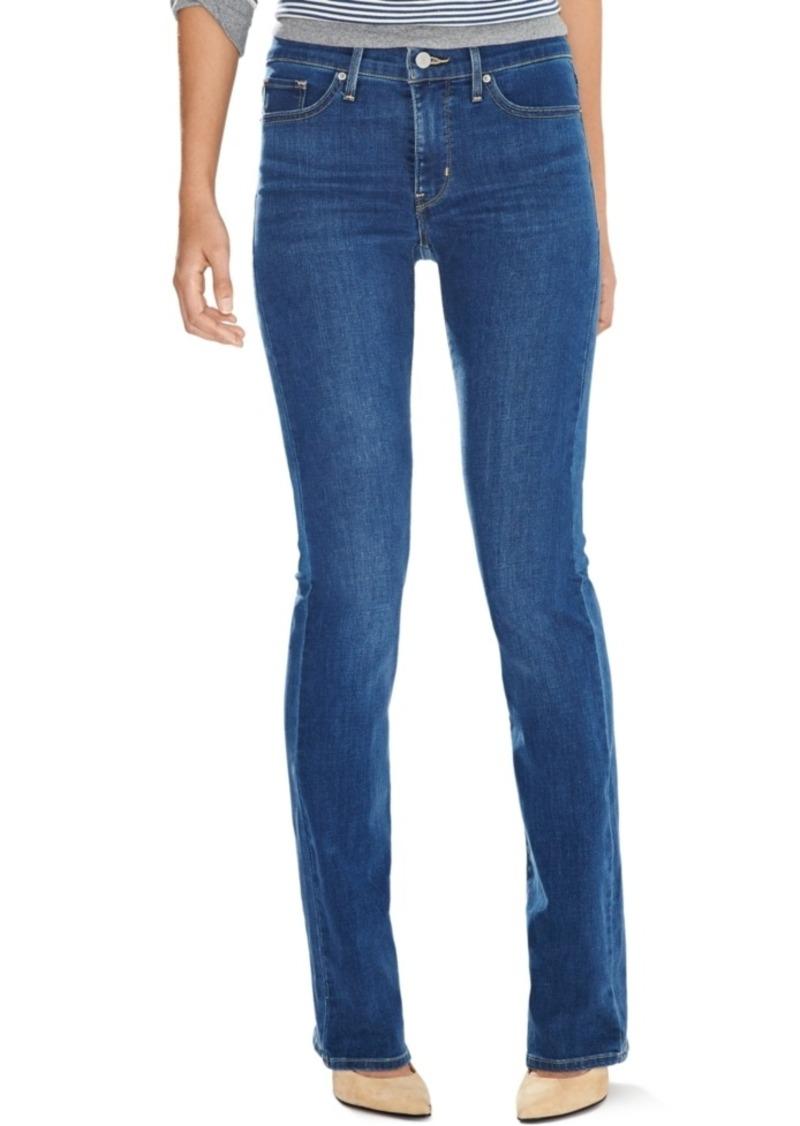 levi 39 s levi 39 s 315 shaping bootcut jeans denim shop it to me. Black Bedroom Furniture Sets. Home Design Ideas