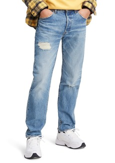 Levi's® 501® '93 Ripped Straight Leg Jeans (Bike DX)