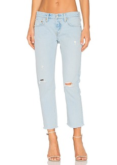 LEVI'S 501 Cropped Taper. - size 24 (also in 25,26,27,28,29,30)