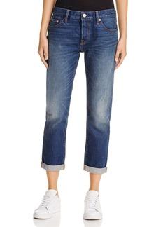 Levi's 501� CT Boyfriend Jeans in Roasted Indigo