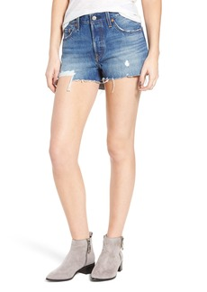 Levi's® 501® Cutoff Denim Shorts (Back to Your Heart)