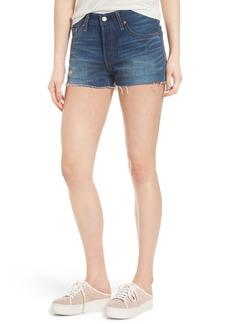Levi's® 501® Cutoff Denim Shorts (California Tide)