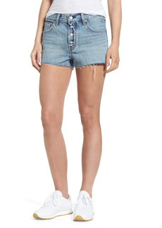 Levi's® 501® Cutoff Denim Shorts (Jump Start)