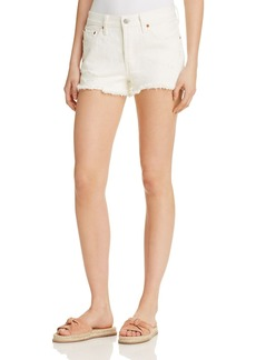Levi's 501� Cutoff Shorts in With the Band