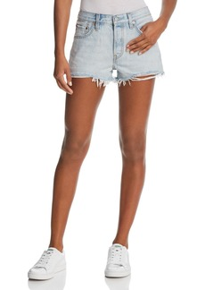 Levi's 501� Denim Shorts in Bleached Authentic