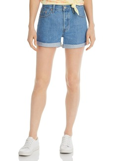Levi's 501 Denim Shorts in Montgomery