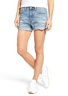 Levi's® 501 Long Denim Shorts