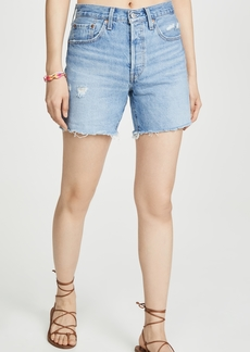 Levi's 501 Mid Thigh Shorts