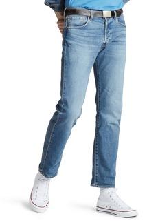 Levi's® 501® Original Fit Straight Leg Jeans (Ironwood Overt)