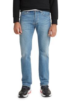 Levi's® 501® Original Straight Leg Jeans (Basil Basket)