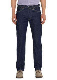 Levi's® 501® Original Straight Leg Jeans (One Wash)