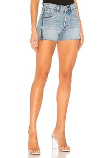 LEVI'S 501 Short Altered Zip