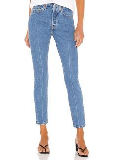 LEVI'S 501 Skinny Jean