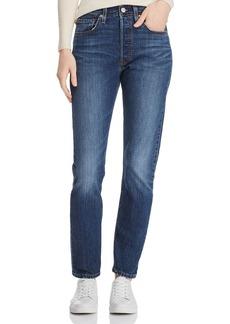 Levi's 501 Skinny Jeans in Neat Freak