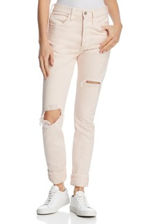 Levi's 501 Skinny Jeans in Summer Charm - 100% Exclusive