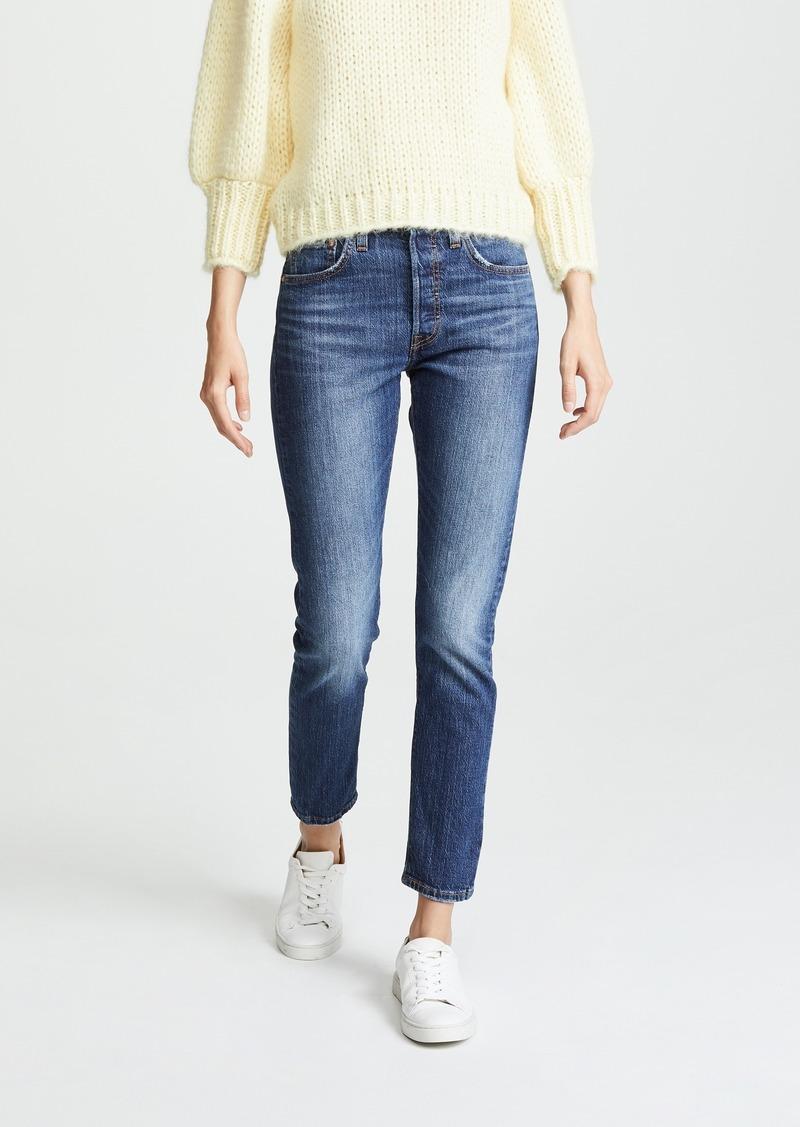 ee829e815af Levi's Levi's 501 Skinny Stretch Jeans Now $58.80