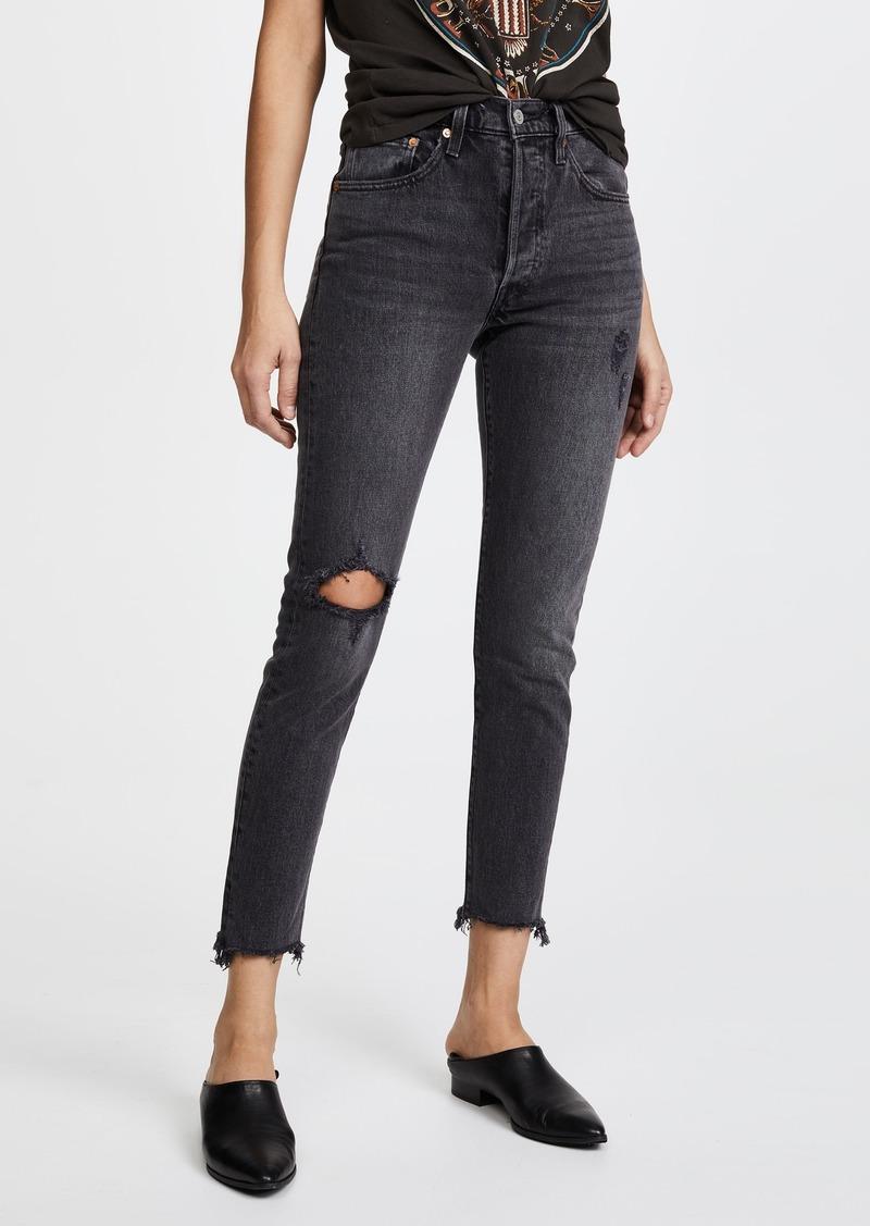43217542 Levi's Levi's 501 Stretch Skinny Jeans | Denim