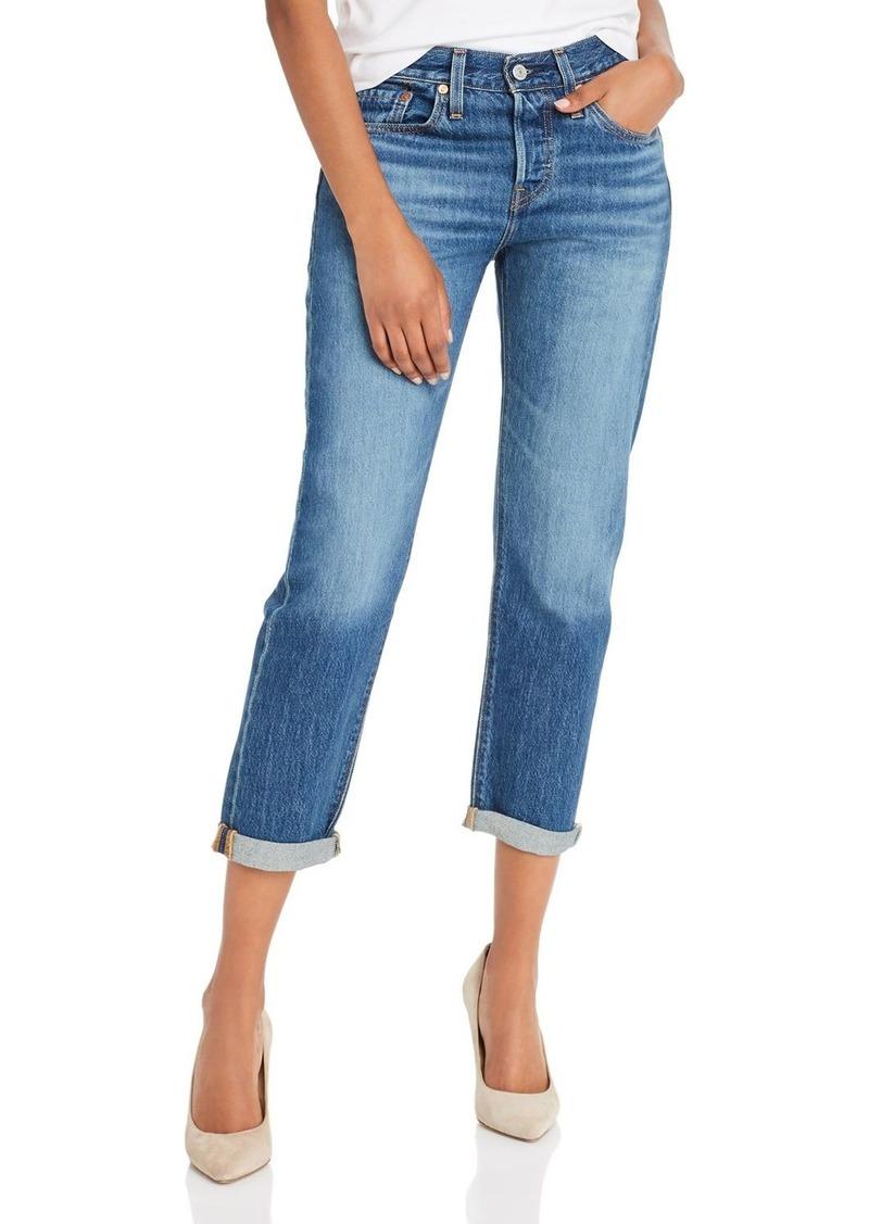 Levi's 501 Taper Jeans in Sansome Daze