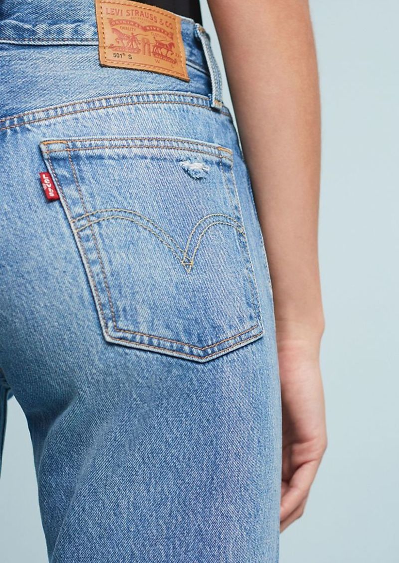 ff54f2d3d5c8b Levi s Levi s 501 Ultra High-Rise Skinny Jeans