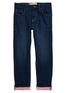 Levi's® 502™ Regular Fit Tapered Jeans (Toddler Boys, Little Boys & Big Boys)