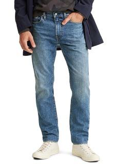 Levi's® WellThread™ 502™ Regular Fit Tapered Jeans (Watermark Indigo Hemp)