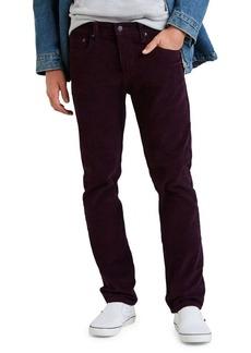 Levi's 502 Regular Taper Corduroy Pants