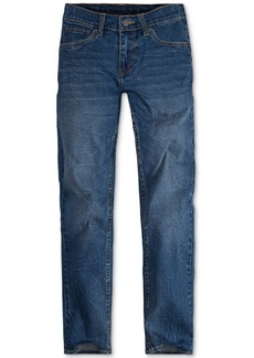 Levi's 502 Regular Tapered Fit Jeans, Big Boys