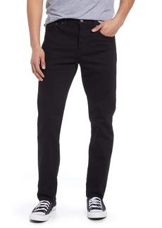 Levi's® 502™ Regular Tapered Leg Flex Jeans (Black Knight)