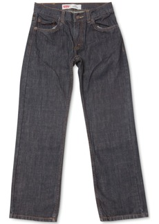 Levi's 505 Regular Fit Jeans, Big Boys Husky
