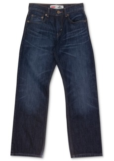 Levi's 505 Regular Fit Jeans, Little Boys (4-7)
