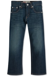 Levi's 505 Regular Fit Jeans, Little Boys